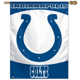 "Indianapolis Colts 27"" x 37"" Banner"