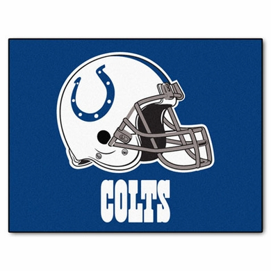 Indianapolis Colts 34 x 45 Rug