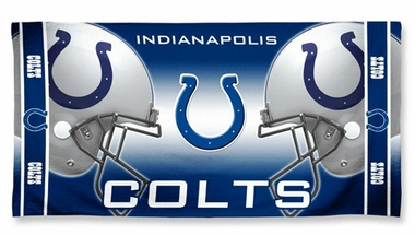 Indianapolis Colts Beach Towel
