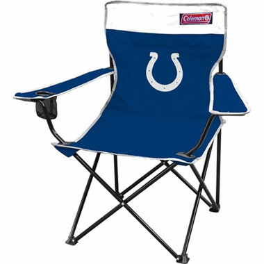 Indianapolis Colts Broadband Quad Tailgate Chair