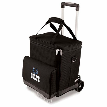 Indianapolis Colts Cellar w/Trolley (Black)
