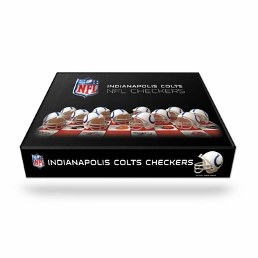 Indianapolis Colts Checkers Set