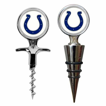 Indianapolis Colts Corkscrew and Stopper Gift Set
