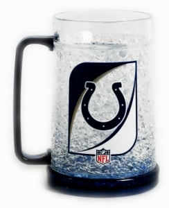 Indianapolis Colts Crystal Freezer Mug