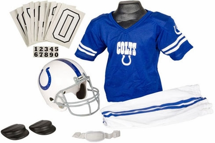 Indianapolis Colts Deluxe Youth Uniform Set