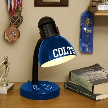 Indianapolis Colts Dorm Lamp
