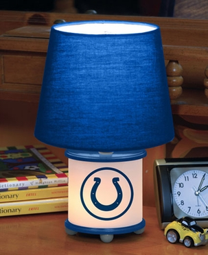 Indianapolis Colts Dual Lit Accent Lamp