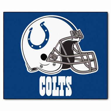 Indianapolis Colts Economy 5 Foot x 6 Foot Mat