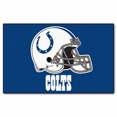 Indianapolis Colts Economy 5 Foot x 8 Foot Mat