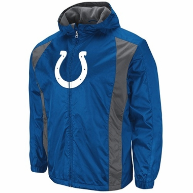Indianapolis Colts Endzone Rush II Midweight Parka