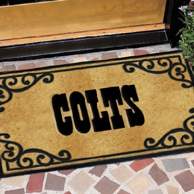 Indianapolis Colts Exterior Door Mat