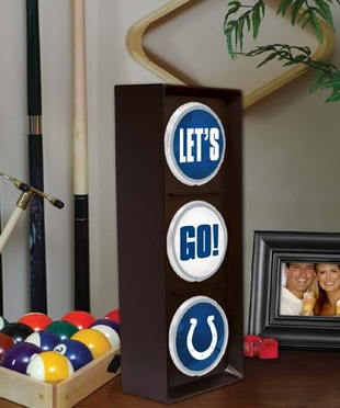 Indianapolis Colts Flashing Stop Light