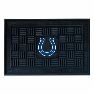 Indianapolis Colts Heavy Duty Vinyl Doormat