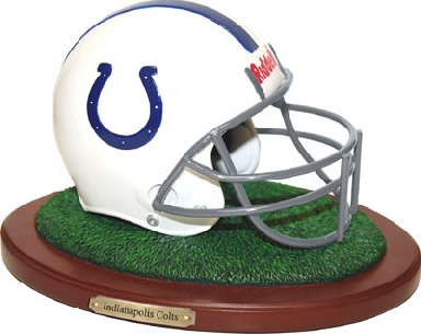 Indianapolis Colts Helmet Figurine