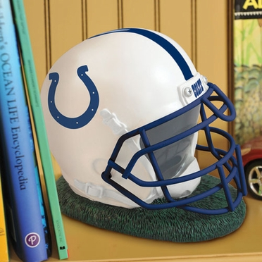 Indianapolis Colts Helmet Shaped Bank