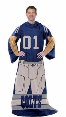Indianapolis Colts Huddler Wrap (Uniform)