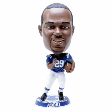 Indianapolis Colts Joseph Addai 2008 Big Head Bobble