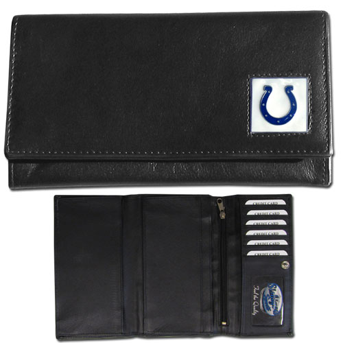 Siskiyou Indianapolis Colts Leather Women's Wallet