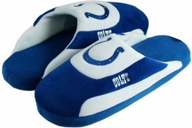 Indianapolis Colts Low Pro Scuff Slippers