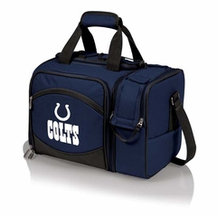 Indianapolis Colts Malibu Picnic Cooler (Navy)