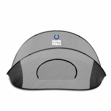 Indianapolis Colts Manta Sun Shelter (Black/Gray)