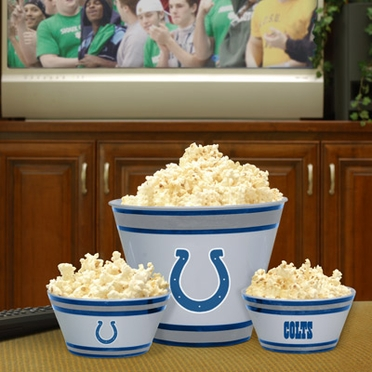 Indianapolis Colts Plastic Serving Set