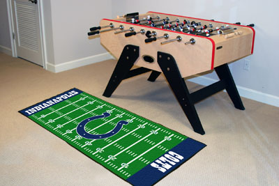 Indianapolis Colts Runner Rug