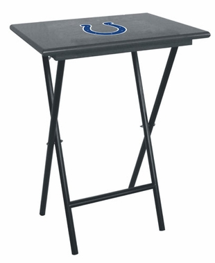Indianapolis Colts Set of 4 Folding TV Trays