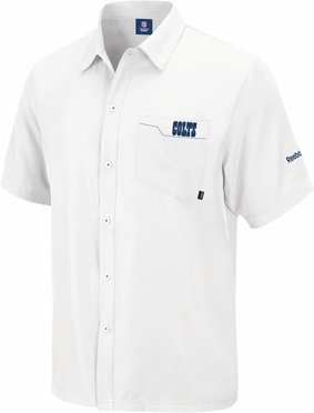Indianapolis Colts Sideline Button-Down Shirt