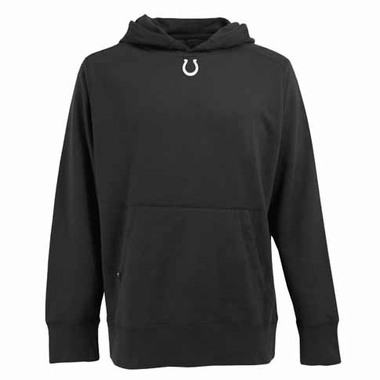 Indianapolis Colts Mens Signature Hooded Sweatshirt (Alternate Color: Black)