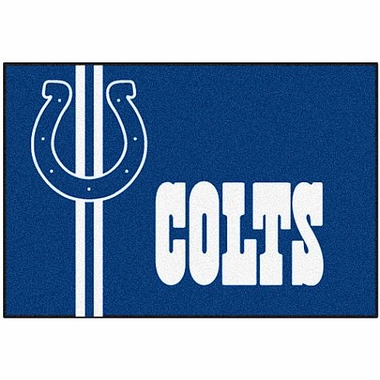 Indianapolis Colts Uniform Inspired 20 x 30 Rug
