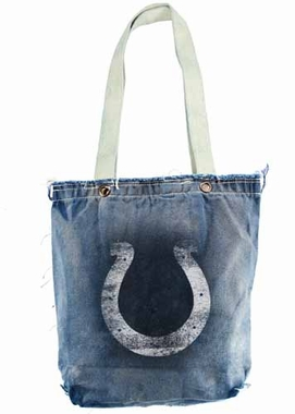Indianapolis Colts Vintage Shopper (Denim)