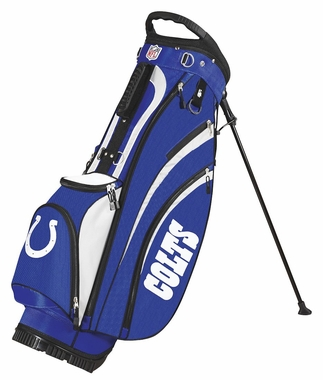 Indianapolis Colts Wilson Golf Carry Bag