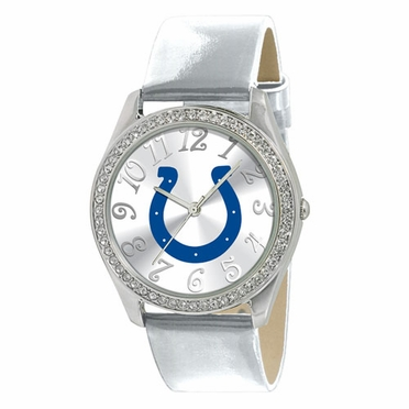 Indianapolis Colts Women's Glitz Watch
