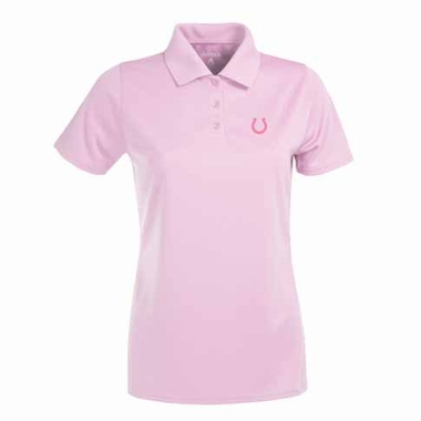 Indianapolis Colts Womens Exceed Polo (Color: Pink)