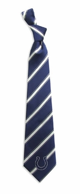 Indianapolis Colts Woven Poly 1 Necktie