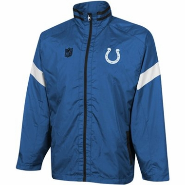 Indianapolis Colts YOUTH Goal Post Lightweight Full Zip Jacket