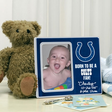 Indianapolis Colts Youth Picture Frame