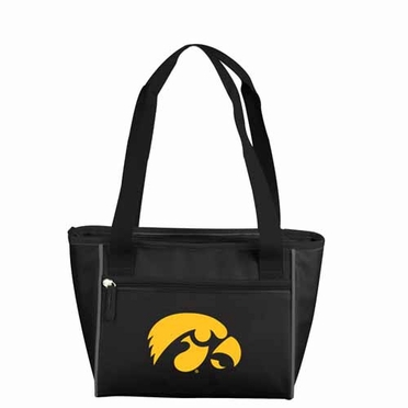 Iowa 16 Can Tote Cooler