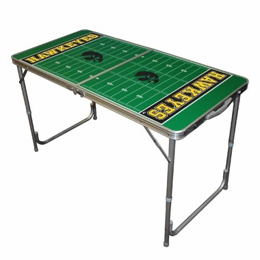 Iowa 2 x 4 Foot Tailgate Table