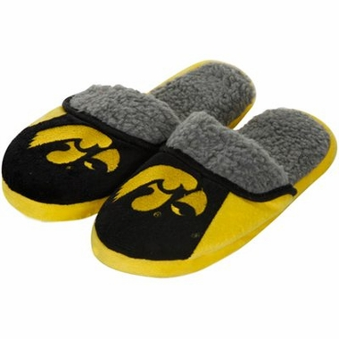 Iowa 2012 Sherpa Slide Slippers