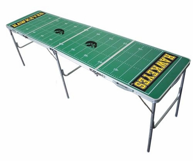 Iowa 2x8 Tailgate Table