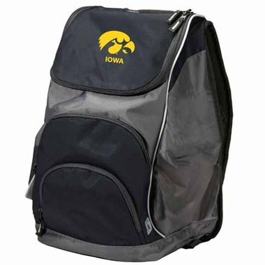 Iowa Action Backpack (Color: Black)