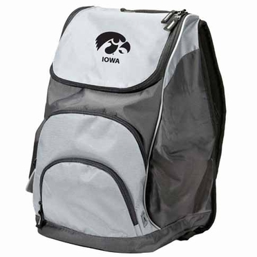 Iowa Action Backpack (Color: Grey)