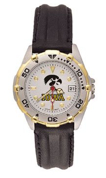 Iowa All Star Womens (Leather Band) Watch