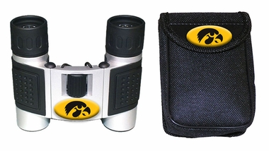 Iowa Binoculars and Case