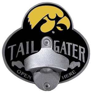 Iowa Bottle Opener Hitch Cover
