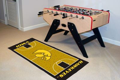 Iowa Court Runner Rug