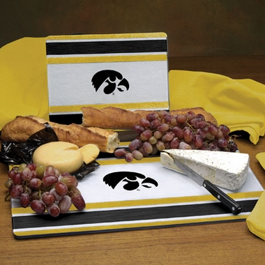 Iowa Cutting Board Set