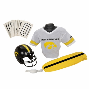 Iowa Deluxe Youth Uniform Set - Medium